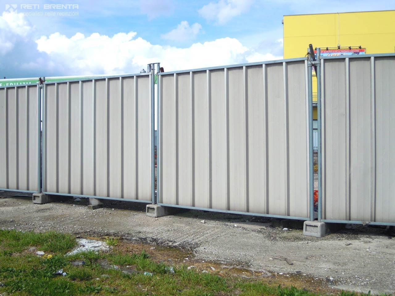 Edil 73 attrezzature macchinari e attrezzature edili castellarano ex sassuolo in provincia di - Recinzioni mobili per giardino ...